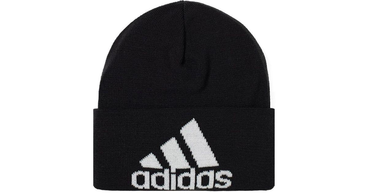 Lyst - Gosha Rubchinskiy X Adidas Beanie in Black for Men 8432fbc6be2