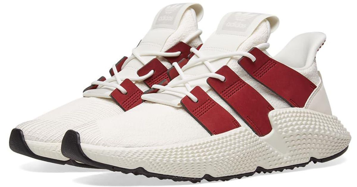 on sale b06f8 54644 Lyst - adidas Prophere in White for Men
