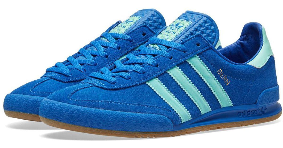 3c22834f73e Lyst - adidas Jeans  bern  in Blue for Men