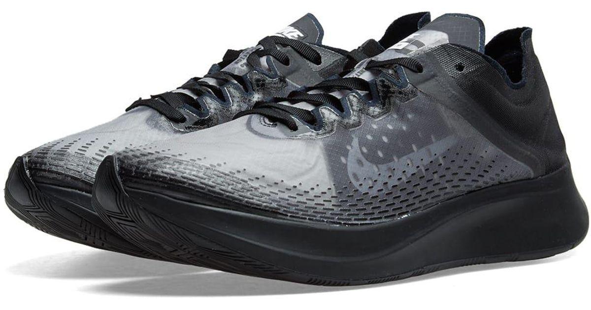 0f6fe74ba3ce Lyst - Nike Zoom Fly Sp Fast in Black