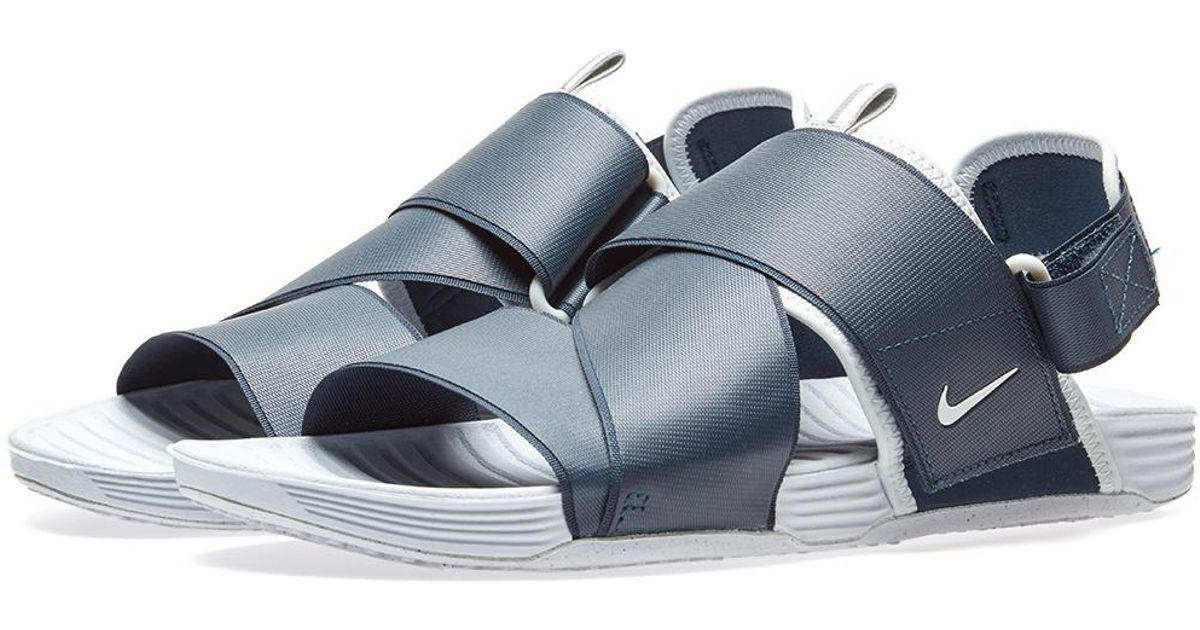 03e5494cd472 Lyst - Nike Air Solarsoft Zigzag in Blue for Men