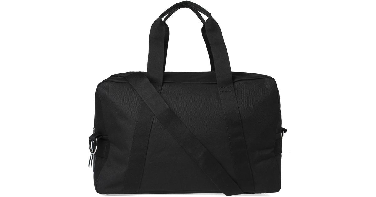 5aecc4432d8d Lyst - Cambridge Satchel Company The Canvas Sports Bag in Black for Men
