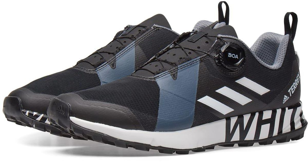 Adidas Originals Black Adidas Terrex X White Mountaineering Two Boa for Men Lyst