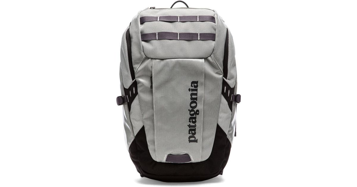 d50a6bbc5f Lyst - Patagonia Black Hole Pack 25l in White