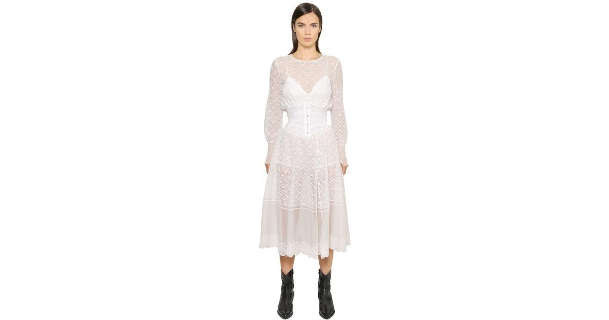 Embroidered dress Philosophy di Lorenzo Serafini 9yecX