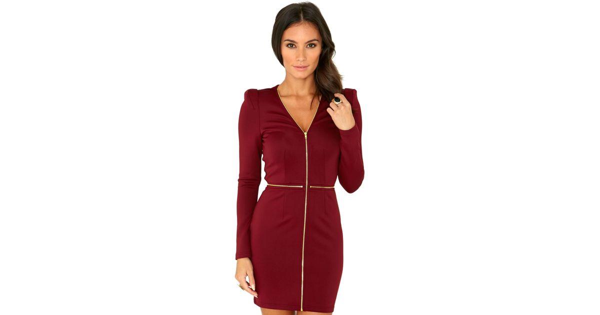 Dabra dress missguided fashion