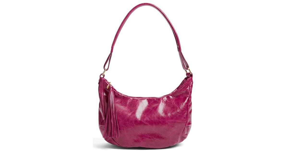 0895069a82d Lyst - Hobo  Alesa  Bag in Red