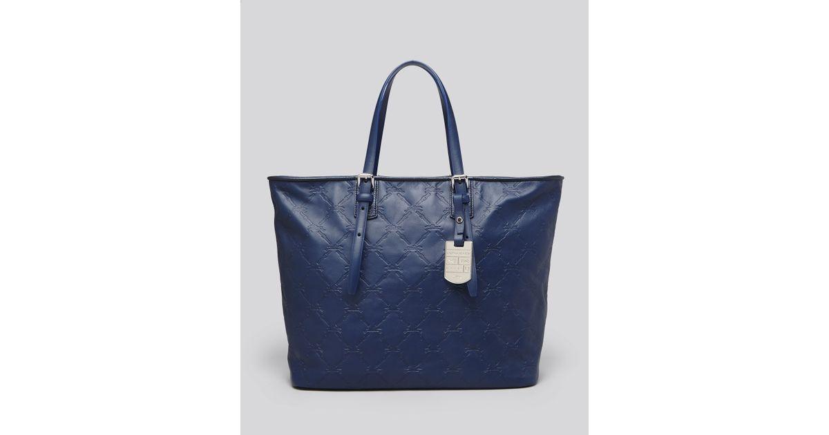Longchamp Tote - Lm Cuir Medium