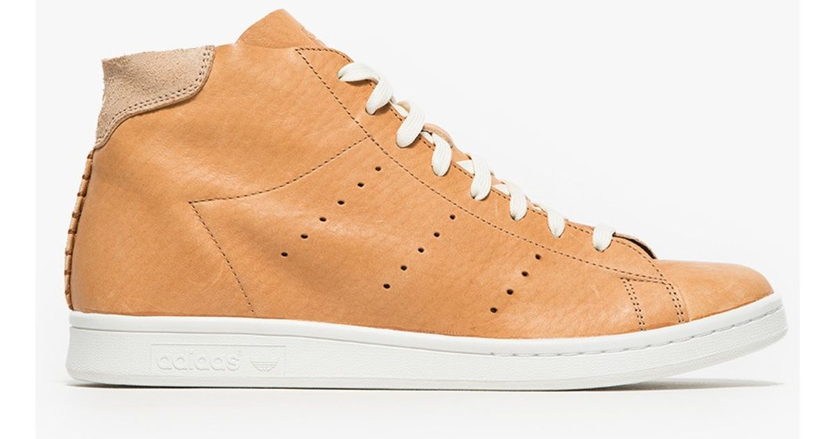 best authentic cdf0c 48e22 adidas -natural-leather-horween-stan-smith-mid-beige-product-0-621409672-normal.jpeg