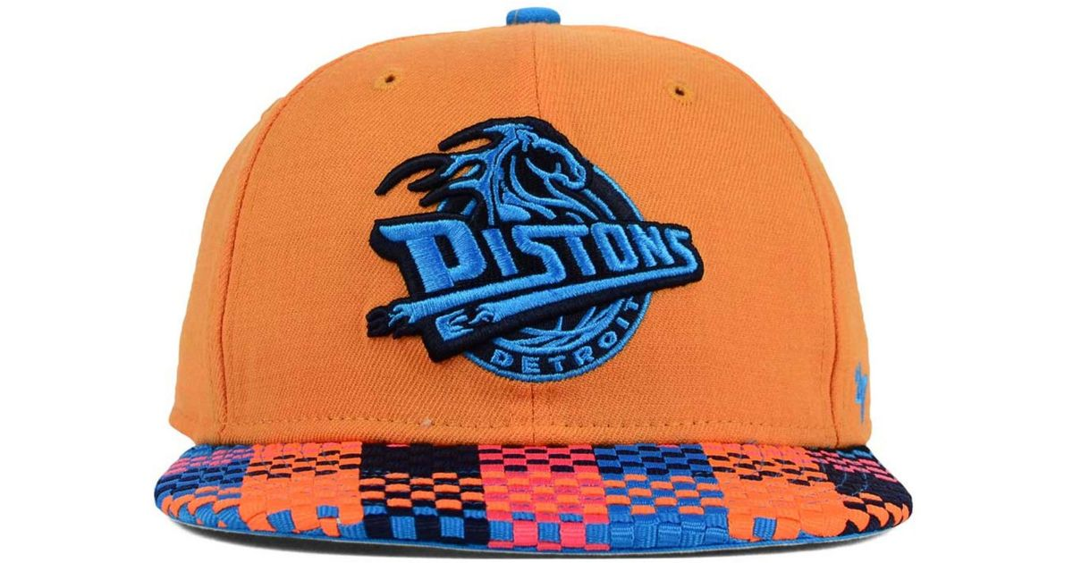 best loved a0b4d 614d6 ... netherlands greece detroit pistons 47 nba mashup 47 clean up cap 9488c  3e0dd where to buy