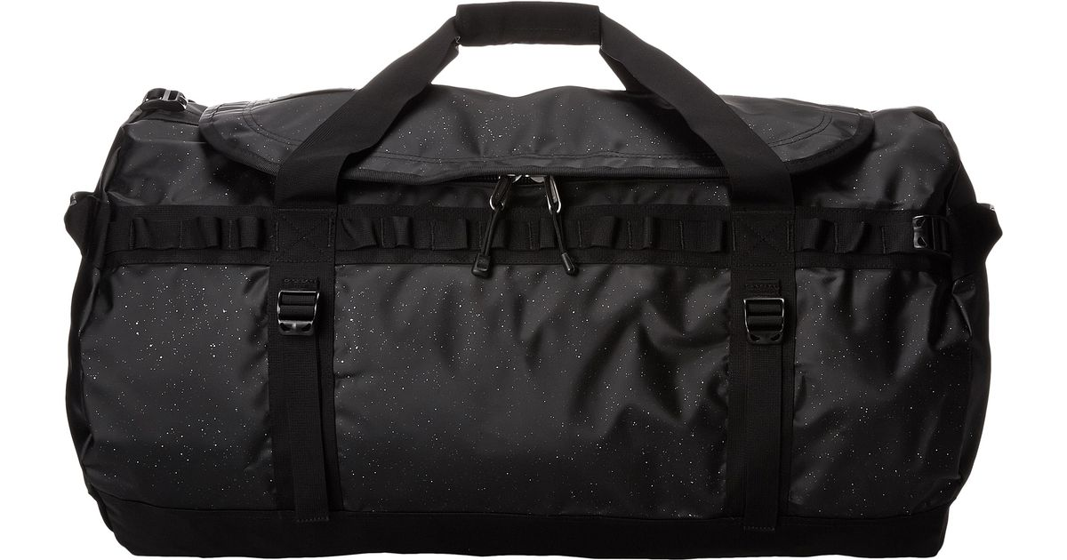 282404bbcd ... Lyst - The North Face Base Camp Duffel - Large in Black release date  f3ee8 adda2 ...