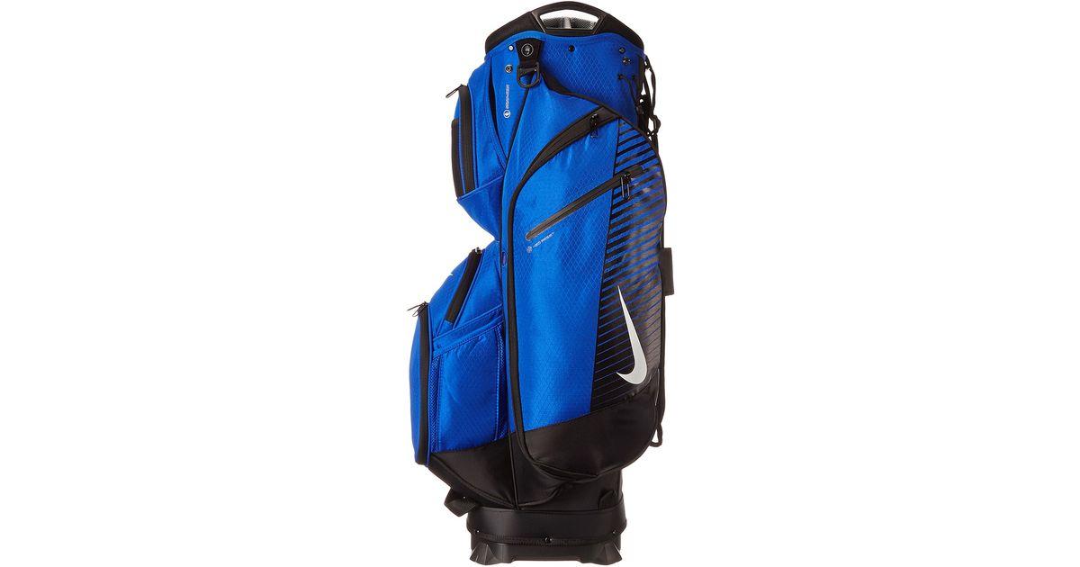 f2879ebf30d1 Lyst - Nike M9 Cart Iii Cart Bag in Metallic