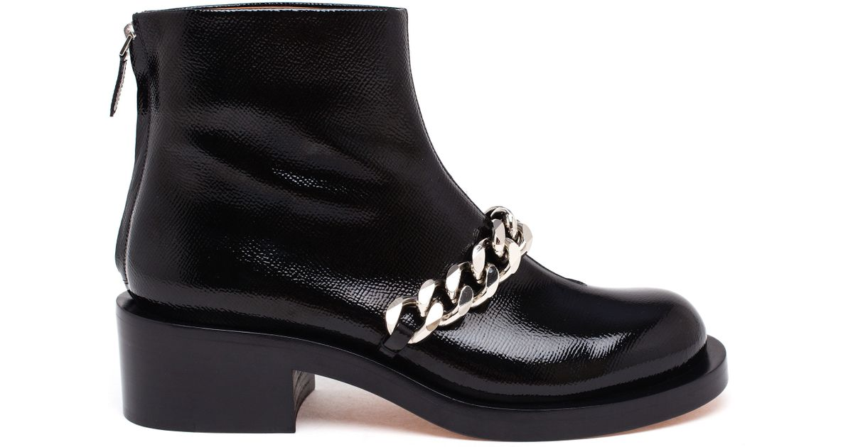 shopping online high quality Givenchy patent ankle boots how much online outlet geniue stockist LygJvq