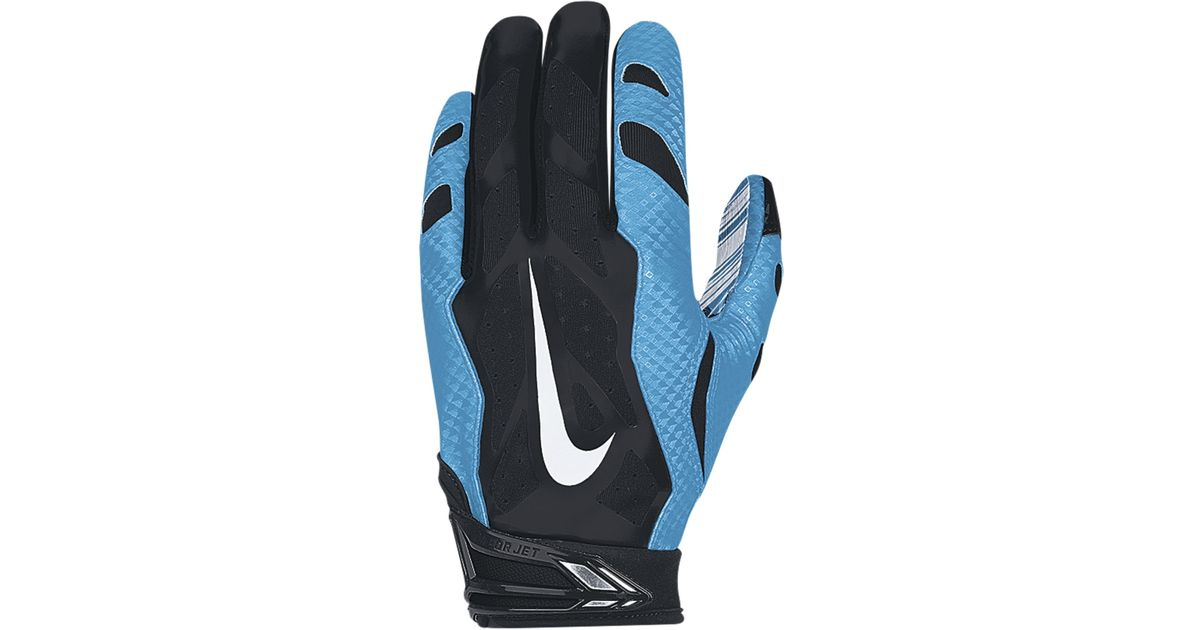 Lyst - Nike Carolina Panthers 3.0 Vapor Jet Gloves in Black for Men c94a12ce4