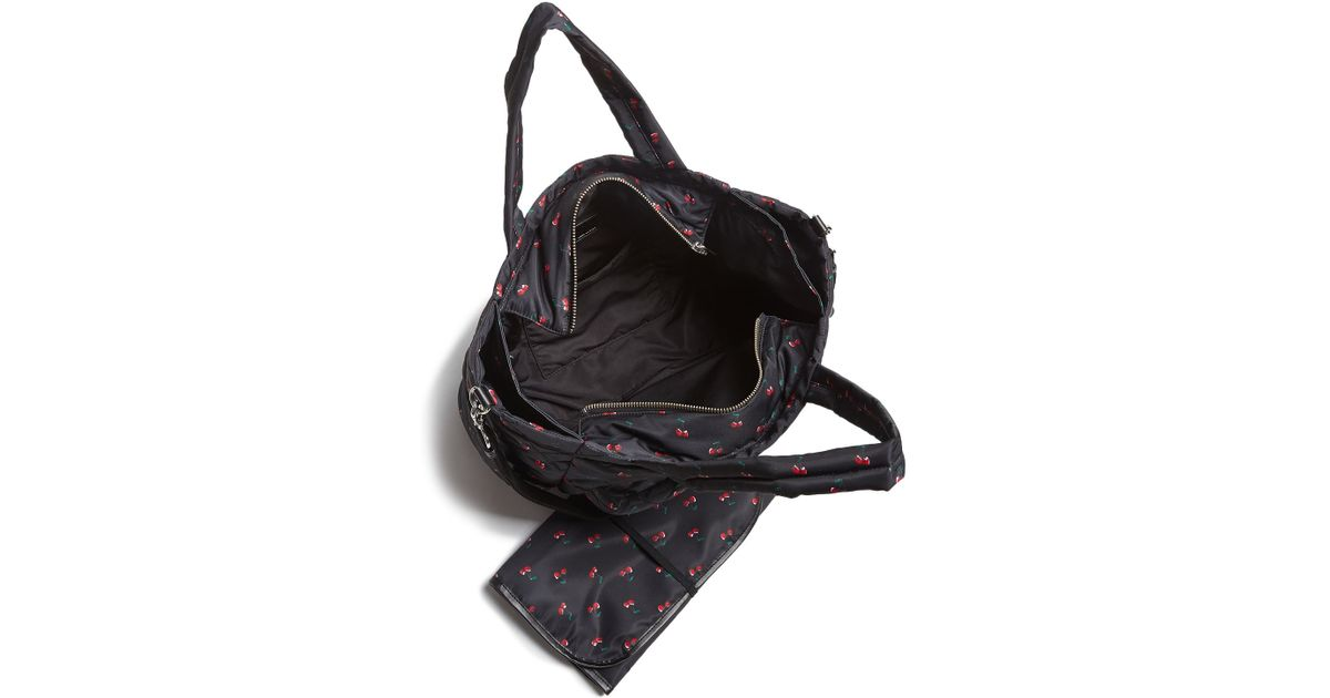 Marc By Marc Jacobs Crosby Quilted Cherry Print Elizababy