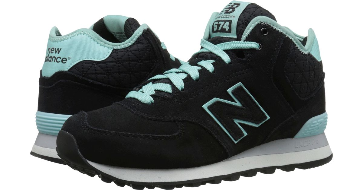 huge selection of fefaa 73e48 New Balance - Blue Wh574 - Lyst