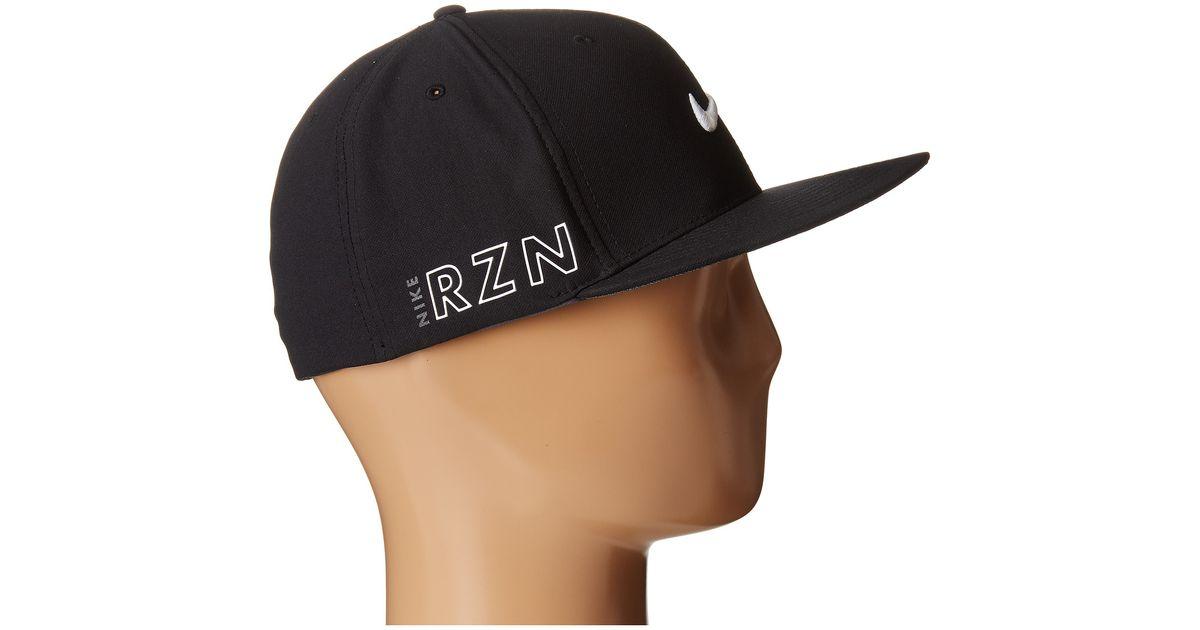 8e65438d42 Lyst - Nike True Tour Cap in Black for Men