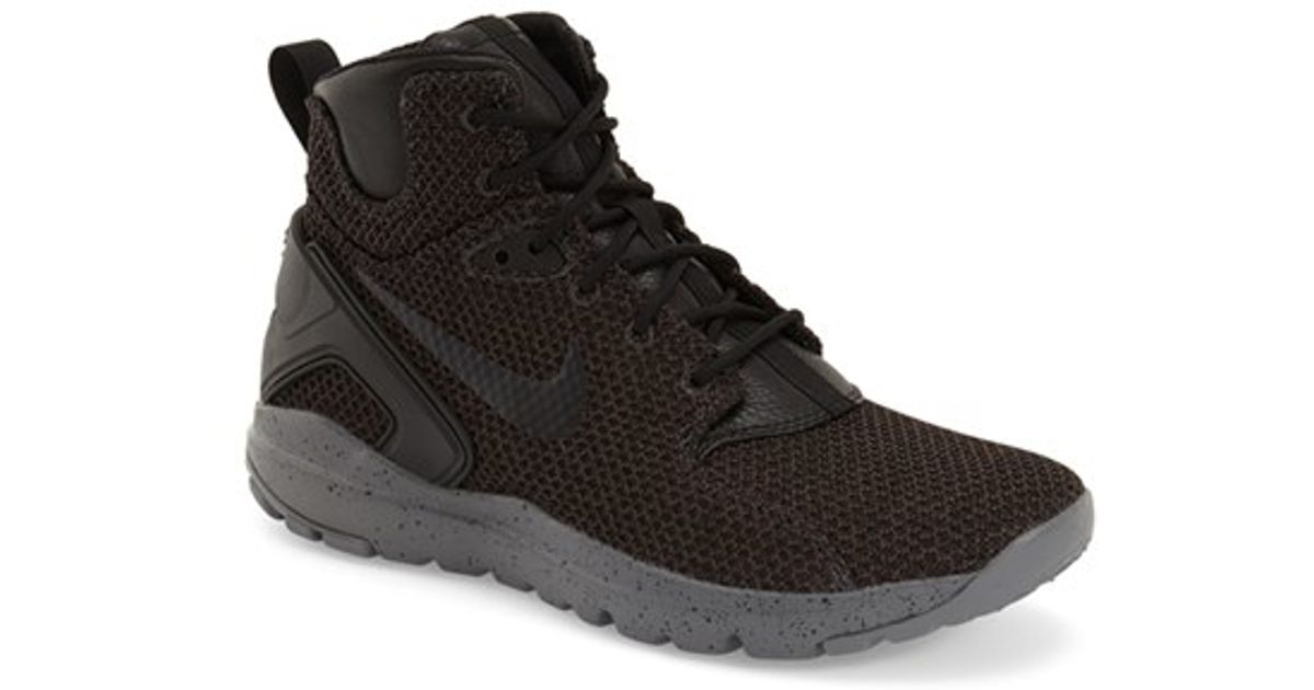 best service 2bc6d dab56 Nike  koth Ultra  Mid Sneaker in Gray for Men - Lyst