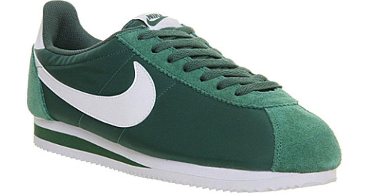 Nike Cortez Green
