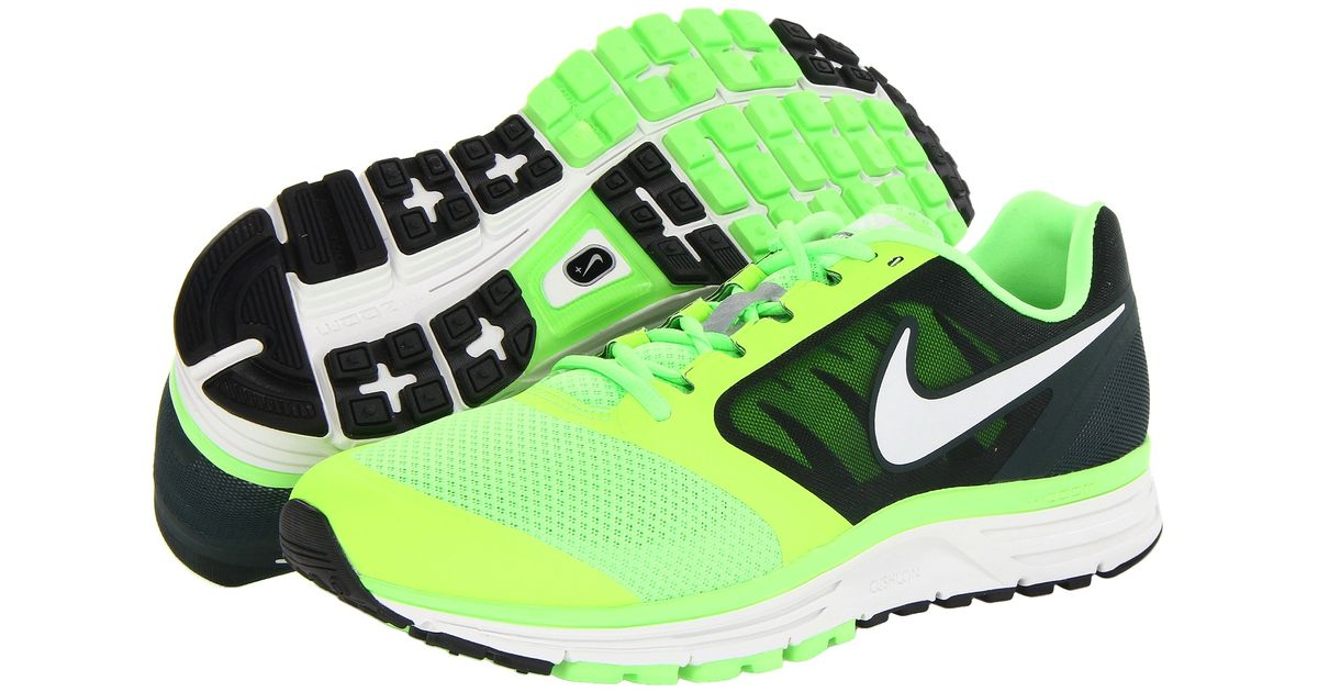 sports shoes 973a9 2a52a canada lyst nike zoom vomero 8 in green for men 01d48 cf1ac