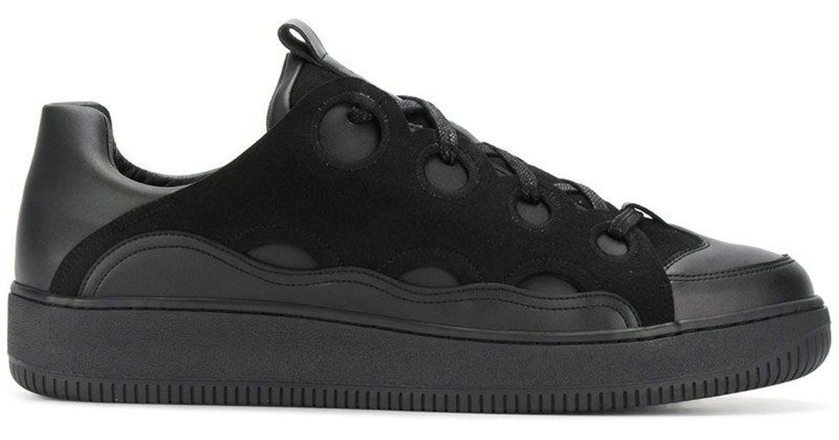 finest selection ddd9e d6765 rombaut-Black-Suede-panelled-Sneakers.jpeg