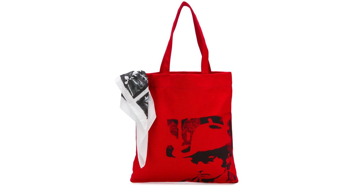 x Andy Warhol Foundation Dennis Hopper tote bag CALVIN KLEIN 205W39NYC AA5cKW