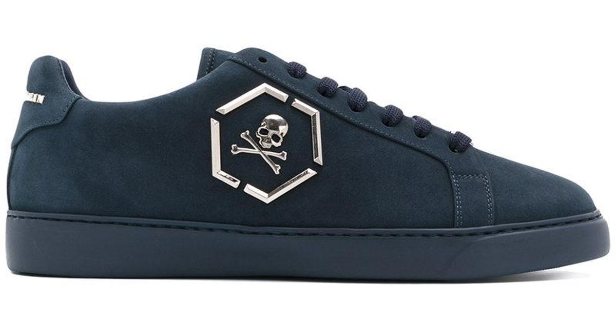 Simpson sneakers - Blue Philipp Plein