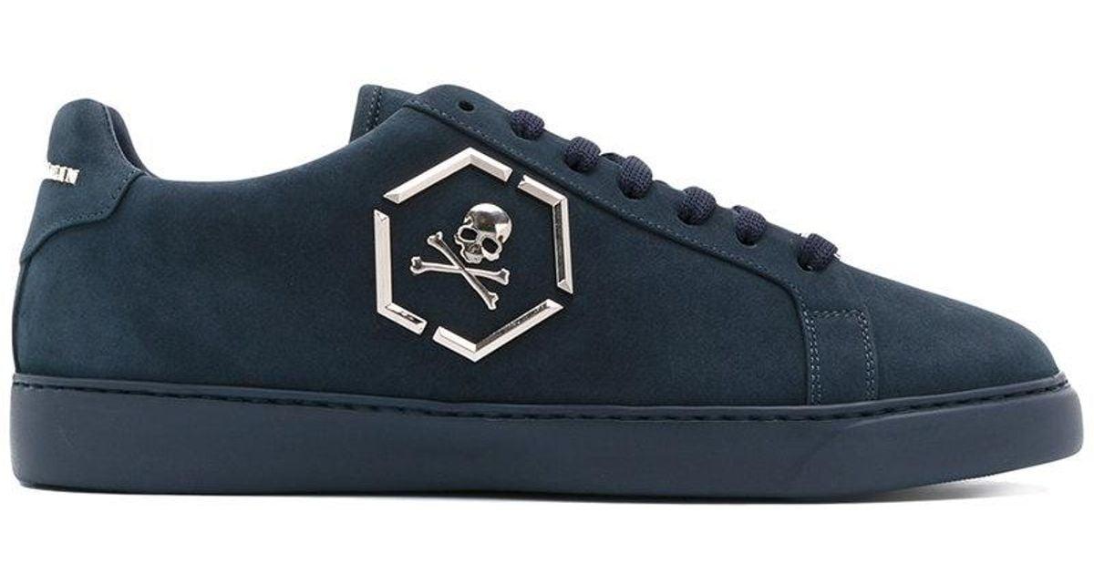Simpson sneakers - Blue Philipp Plein ybEm0CzS