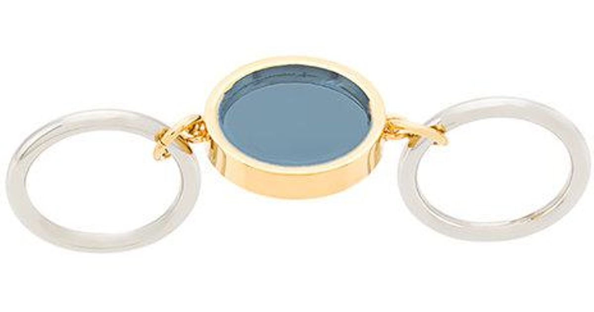 double ring - Grey Jil Sander fAdiNKf