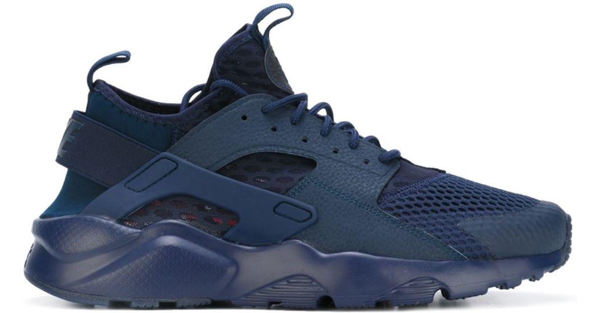 697309b71511 Lyst - Nike Huarache Run Ultra  breathe  Sneakers in Blue for Men