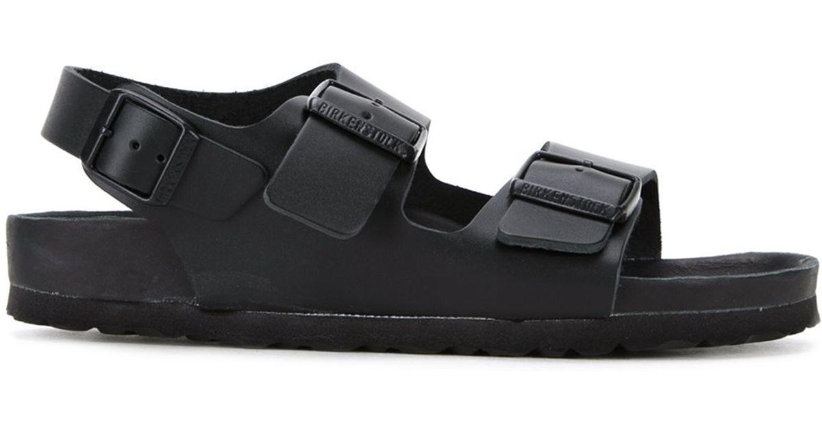 c5107be5dd6 Lyst - Birkenstock  milano Exquisite  Sandals in Black