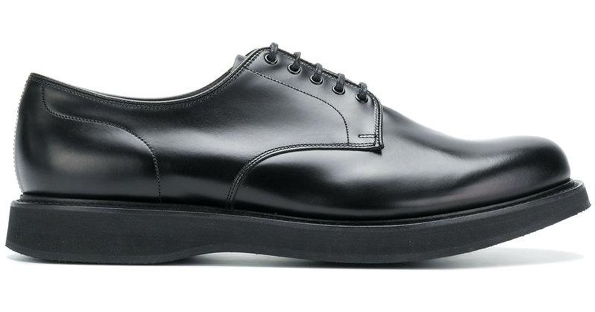 Lyst - Church s Leyton 5 Shoes in Black for Men 7b8393beb27