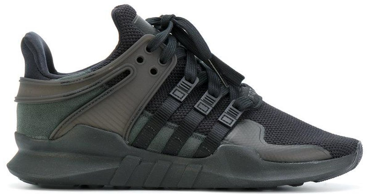 4a6506358e52a0 Lyst - Adidas Eqt Support Adv Sneakers in Black for Men