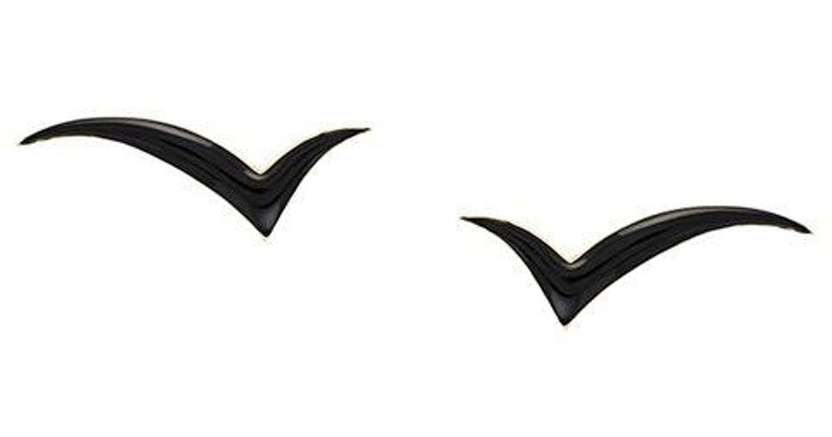 Eshvi Fly with Me earrings - Black dmqClYYIMH