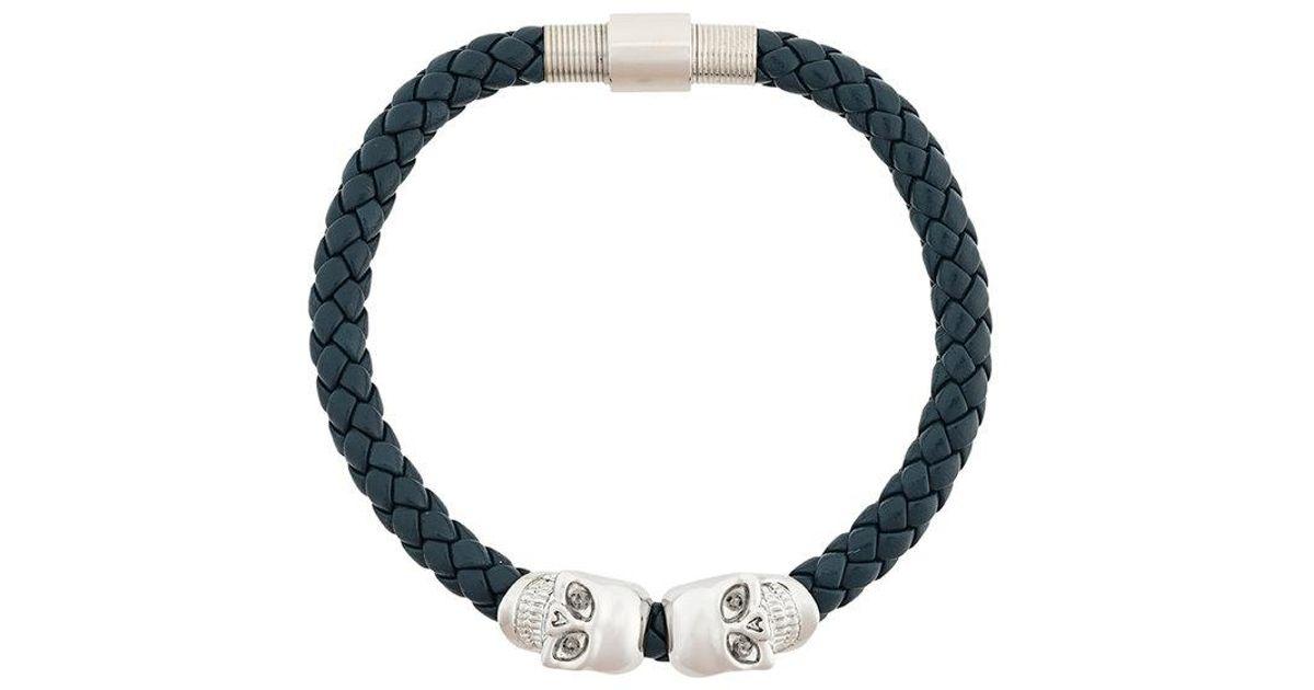 Northskull The Code bracelet - Green KxXpH