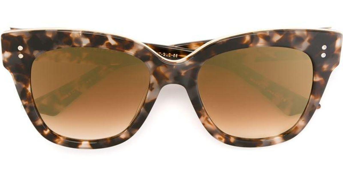 68480b8ad3be Dita Eyewear  daytripper  Sunglasses in Brown - Lyst
