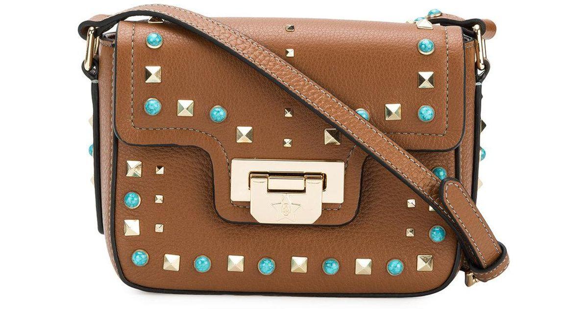 Sage shoulder bag - Brown Ash YqHt30K