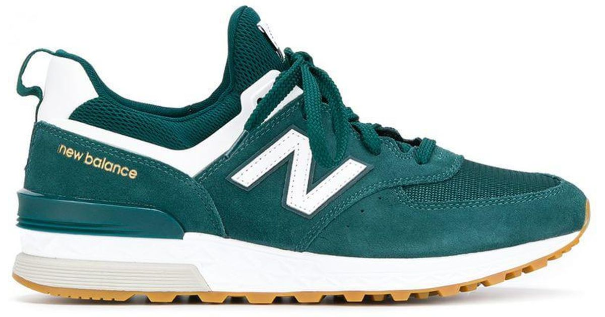 cheap for discount 90495 1efdd New Balance - Green Ms547 Sneakers for Men - Lyst