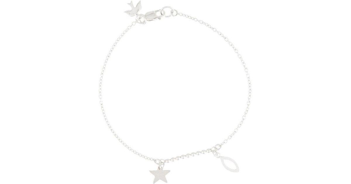 PetiteGrand Rojo necklace - Metallic dzOkYC