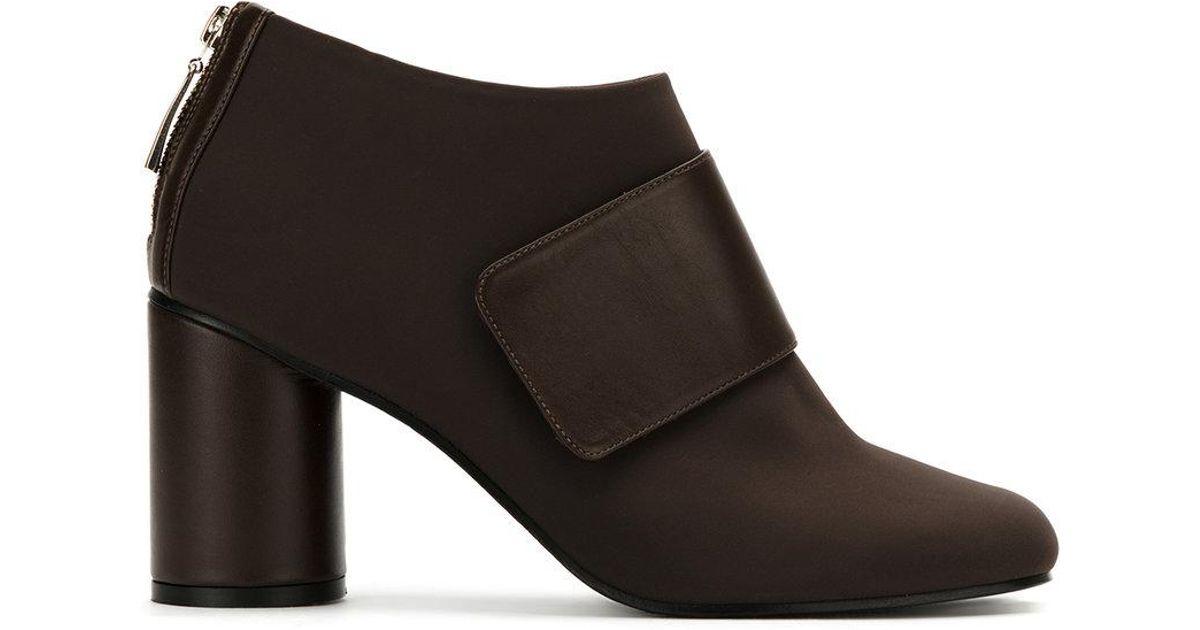 Lyst Low Gloria In Brown Boots Calf Kimono Coelho Zq1wA8rZ