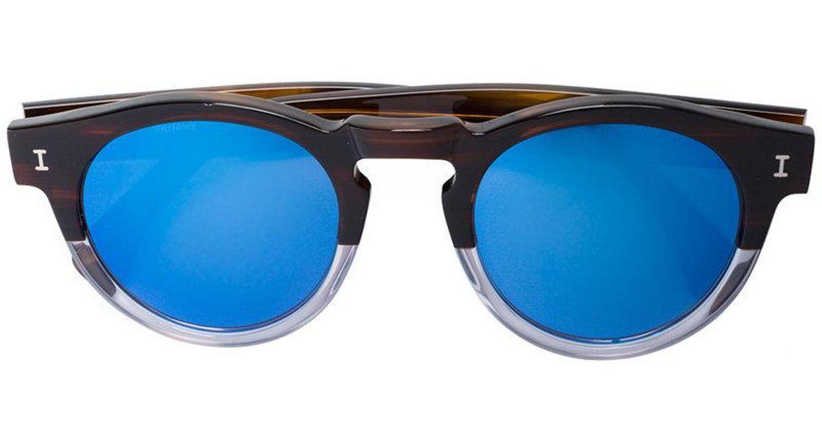 Two Tone Leonard 48 sunglasses Illesteva 68soc