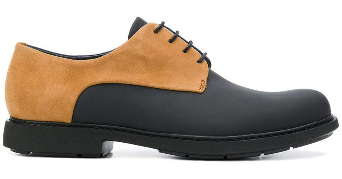 Camper Black Shoes For Tws Lyst Men Derby In xRnPP1X