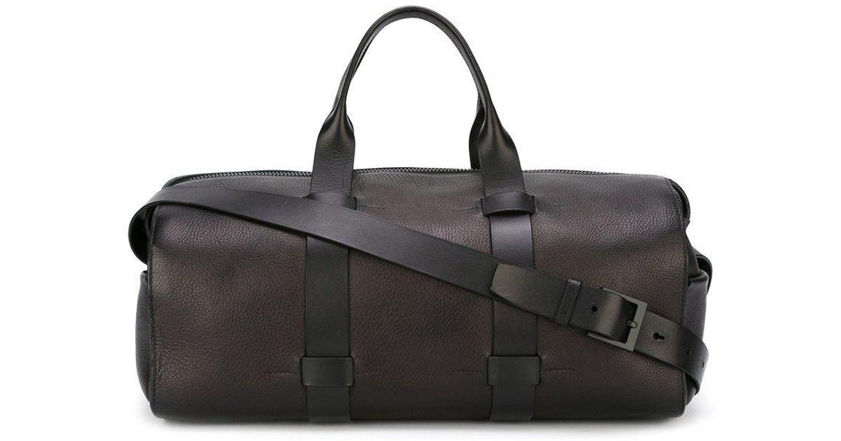 1478c4b47f70 Lyst - Troubadour Day Bag in Black
