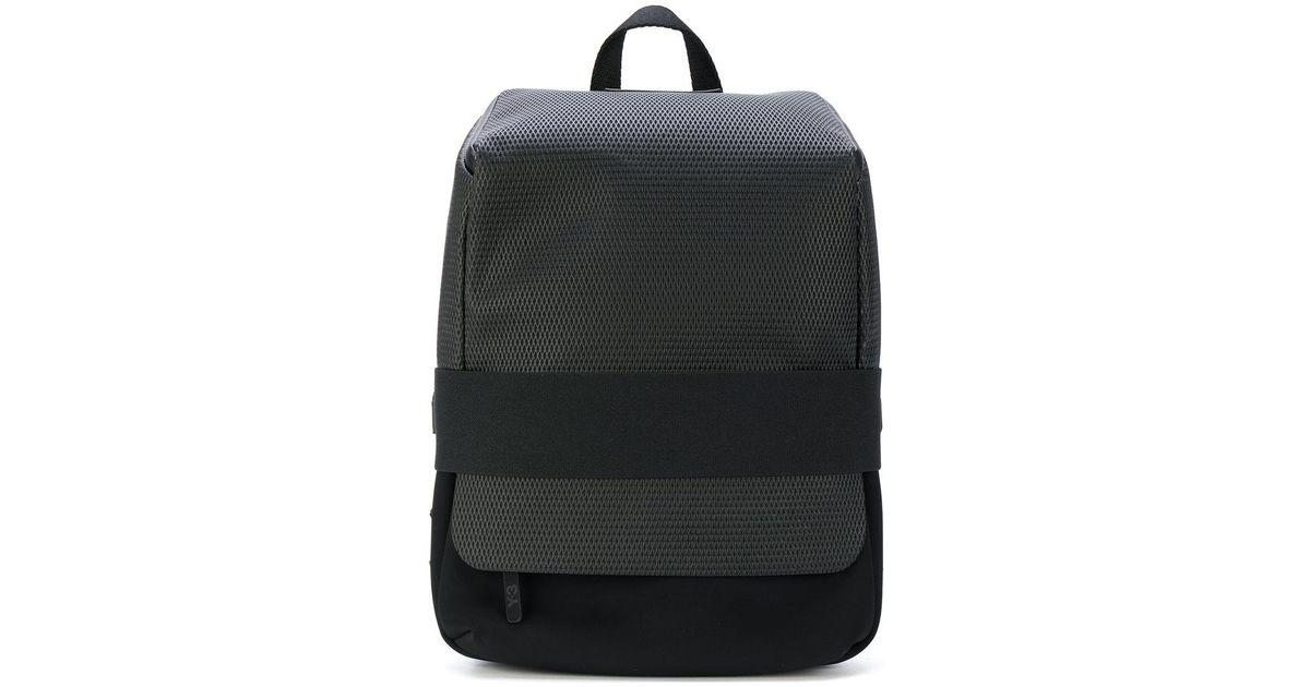 5f2ce238b8f1f Lyst - Y-3 Qasa Air Backpack in Black for Men