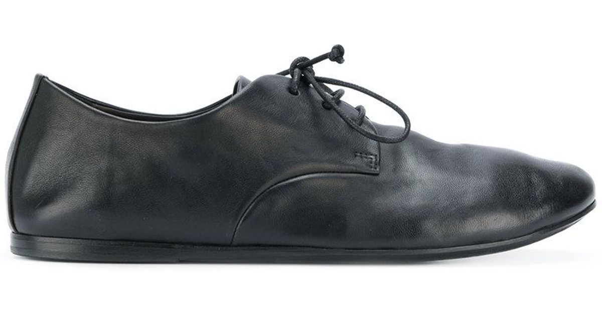 Sacchetto derby shoes - Black Marsèll aikaIuL