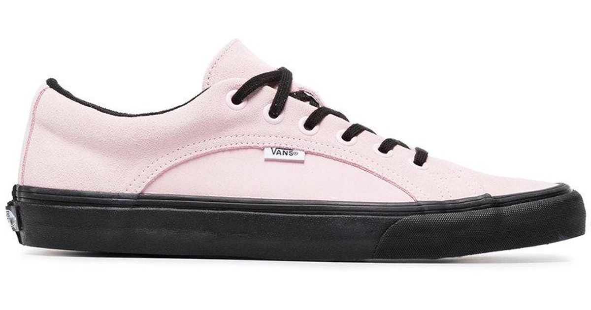 a810b1e5a6119c Vans Lampin Sneakers In Pink Va38fiqlr in Pink for Men - Save 56% - Lyst