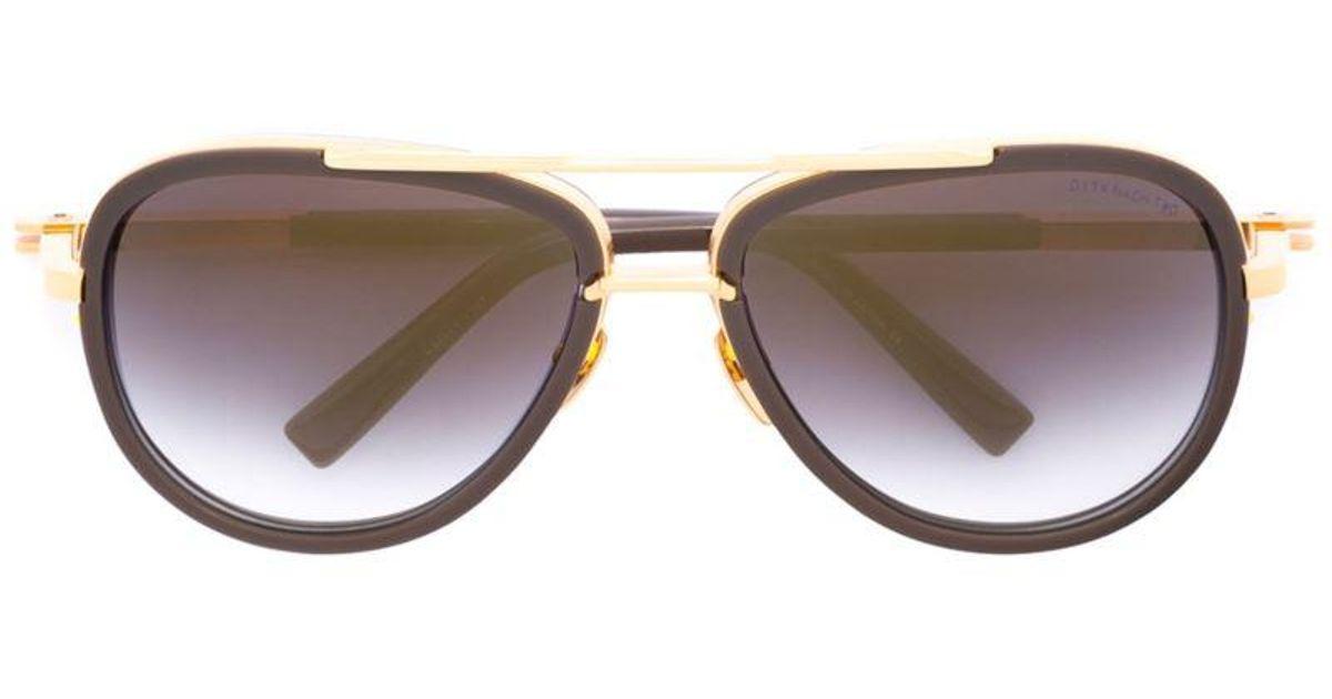 Gafas de Two sol Mach Eyewear Dita Gris SSdrwTq