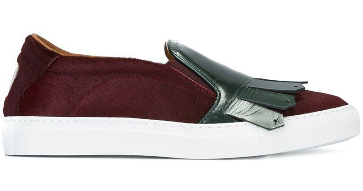 Connie sneakers - Red Henderson Baracco zaGrn6Ql