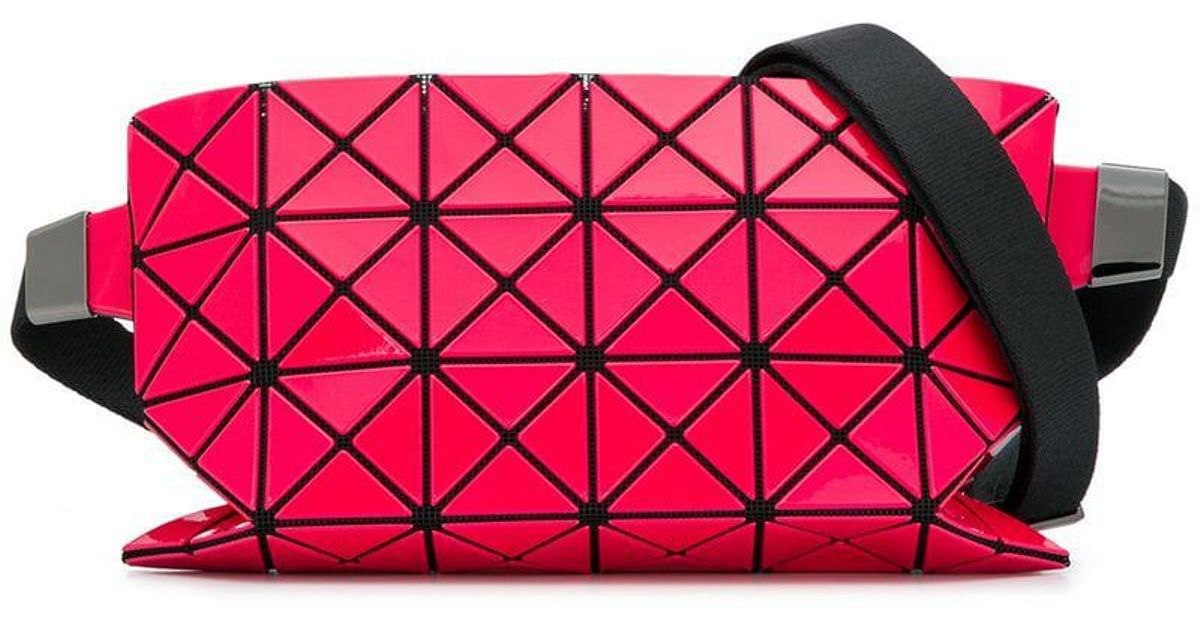 Bao Bao Issey Miyake Waist Bag in Pink - Save 2% - Lyst 3956c5ecbcdcc