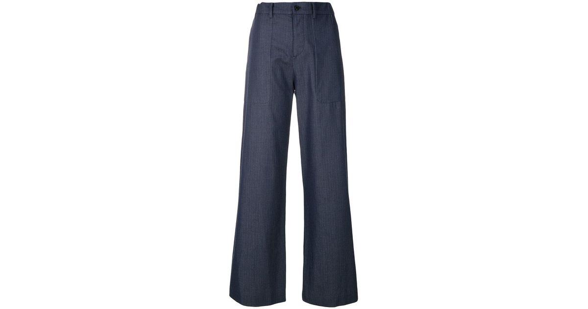 Schneider Schneider elegantes Stephanie elegantes Pantalones Pantalones azul Stephanie 8YHnUT7T